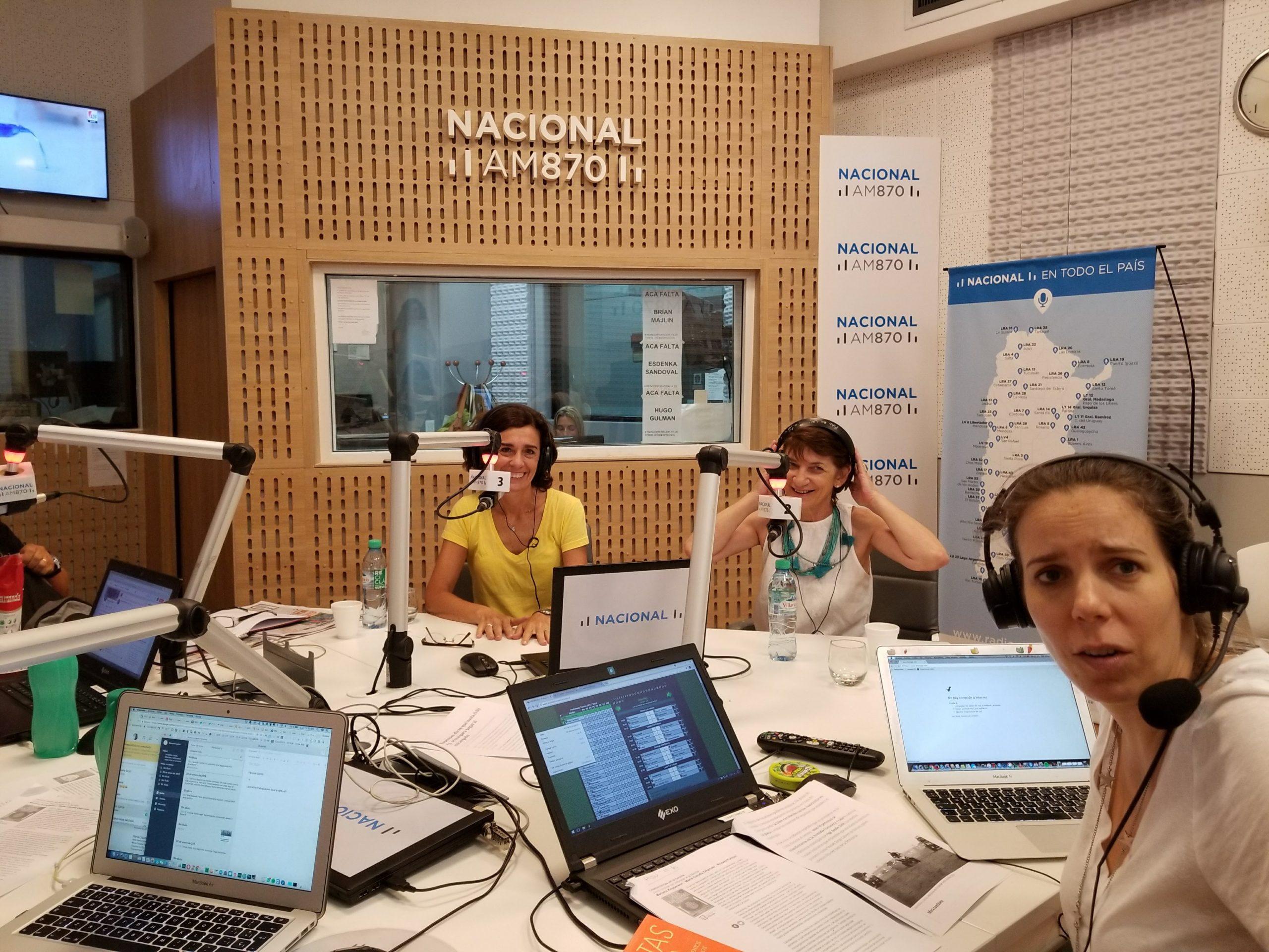 2018 01 29 – Radio Nacional – Etiquetas bajo la lupa